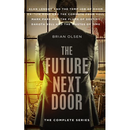 The Future Next Door Boxed Set - eBook