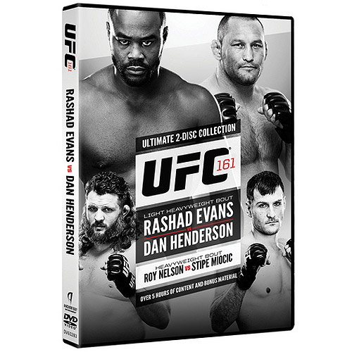 UFC 161: Evans Vs. Henderson by IDT CORPORATION