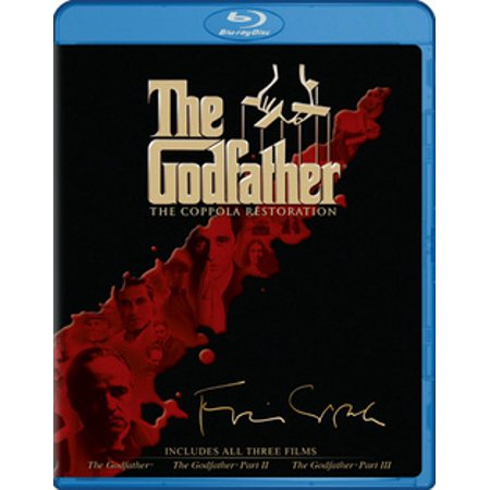 The Godfather Collection (Blu-ray) (Dvd Movies To Buy)