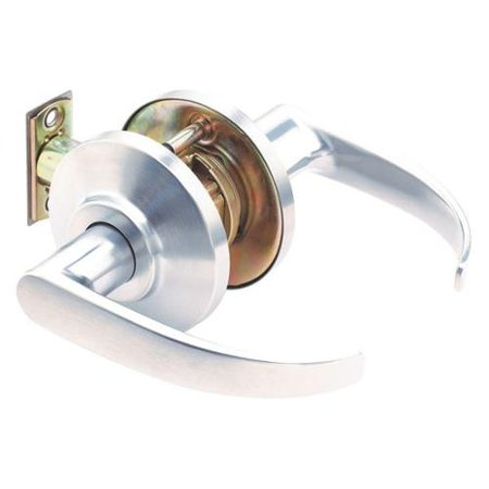 BEST 7KC30N14DS3626 Lever Lockset,Mechanical,Passage,Grd.