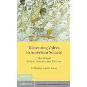 Dissenting Voices in American Society - eBook
