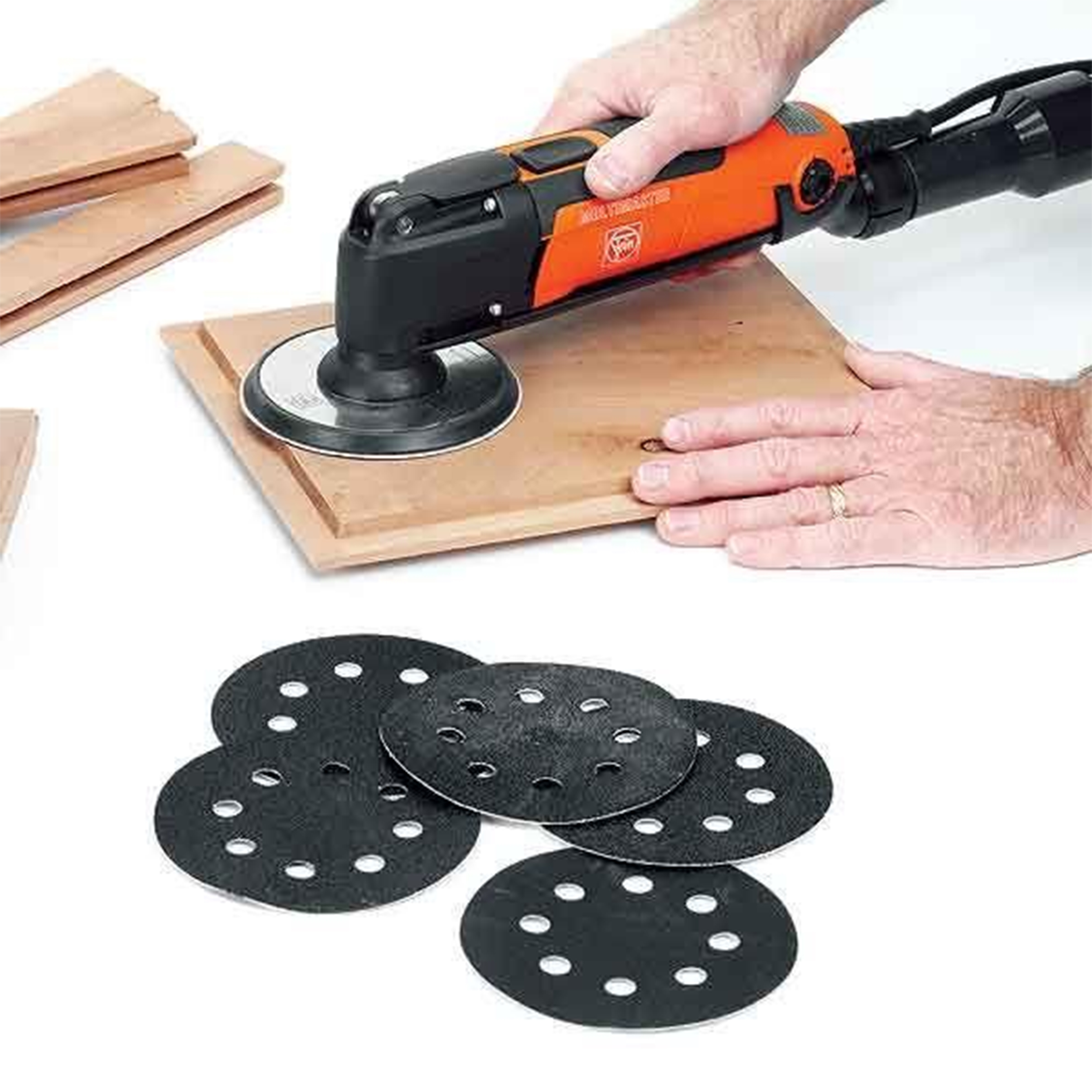 Fein MultiMaster Sanding Pad Kit by Fein Power Tools Inc.