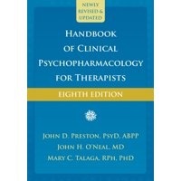 Handbook of Clinical Psychopharmacology for Therapists - eBook