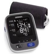 Omron 10 Series Wireless Upper Arm Blood Pressure Monitor, Two User Mode, 200 Reading Memory (Model BP786)