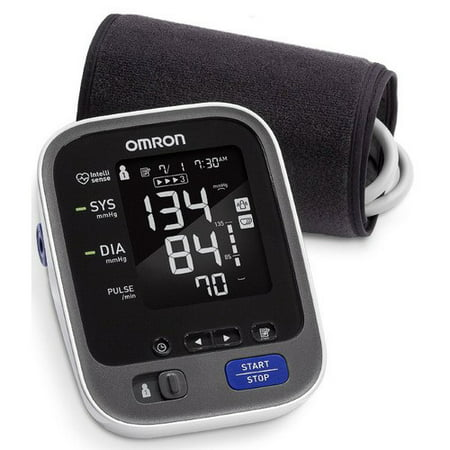 Omron 10 Series Wireless Upper Arm Blood Pressure Monitor with Two User Mode (200 Reading (Best Omron Bp Monitor)