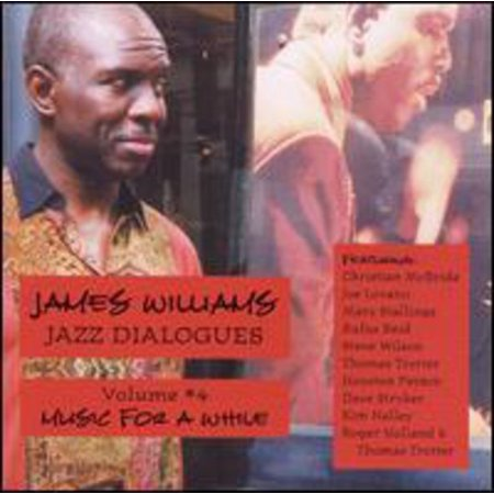Jazz Cd - Jazz Dialogues 4: Music for a While