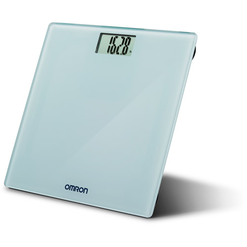 omron sc-100 slim digital bath scale - walmart