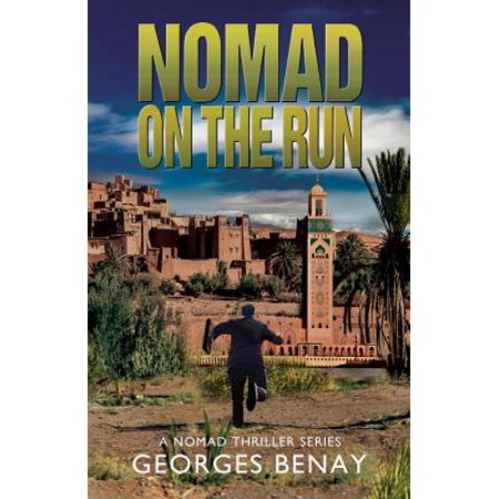 Nomad on the Run : A Nomad Thriller Series - Book 1