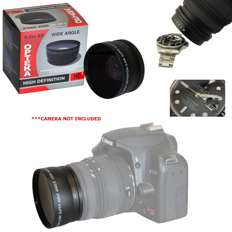 Panasonic Lumix DMC-GX7 10x High Definition 2 Element Close-Up Macro . Lens