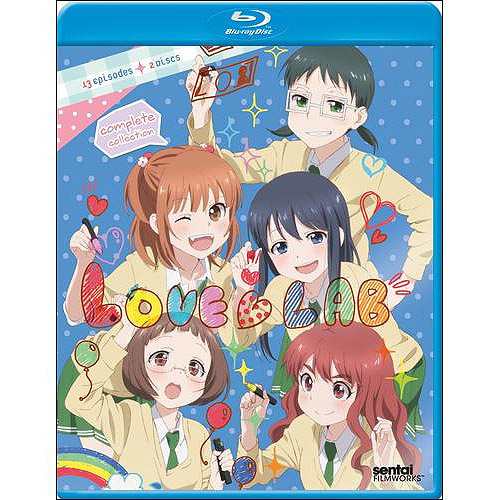 Love Lab: Complete Collection (Blu-ray)
