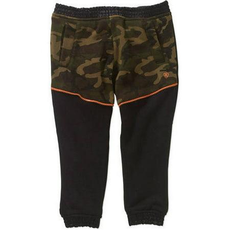 Blac Label Boys' Camo Fleece Jogger Pants thumbnail