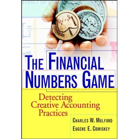 The Financial Numbers Game: Detecting Creative Accounting Tactics