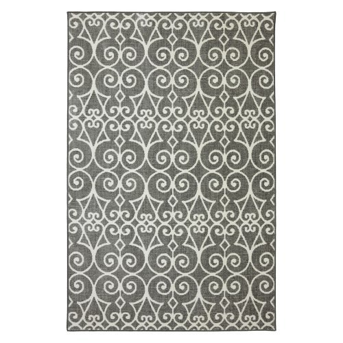 Karastan Euphoria Fasney Ash Grey (8'x11') by Mohwak Home