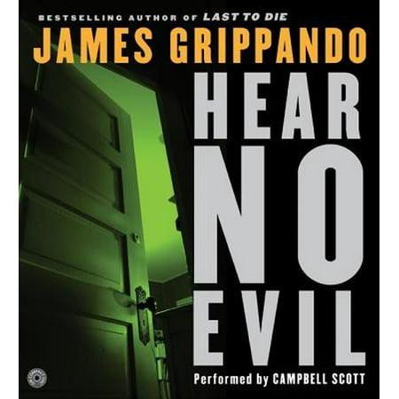 Hear No Evil - Audiobook