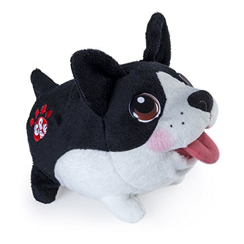 Chubby Puppies Plush Boston Terrier Walmart Com