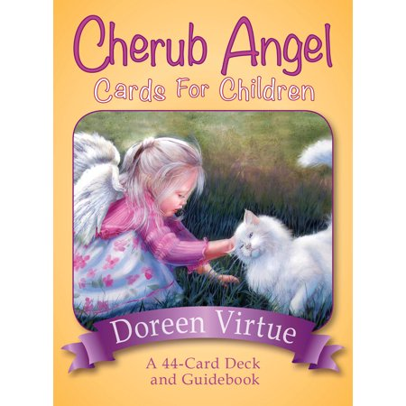 Cherub Angel Cards for Children : A 44-Card Deck and Guidebook](Kid Angel)