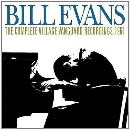 Complete Village Vanguard Recordings 1961 (CD) (Bill Evans Live At The Village Vanguard)