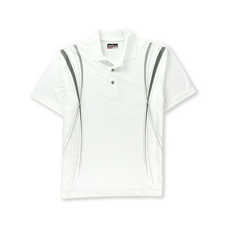 8dcc5bdb Grand Slam - Grand Slam Mens Solid Rugby Polo Shirt - Walmart.com