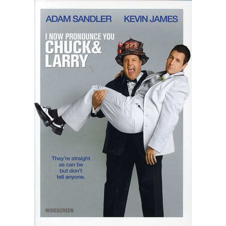 I Now Pronounce You Chuck and Larry (DVD) (Kids Chuck Taylor)