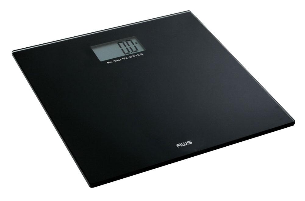 American Weigh Scales 330CVS Talking Digital Bathroom ...