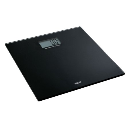 American Weigh Scales 330CVS Talking Digital Bathroom Scale