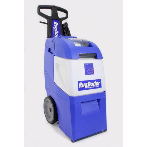 Rug Doctor X3 Carpet Extractor