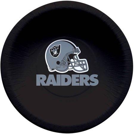 Oakland Raiders Bowls  8 Pack