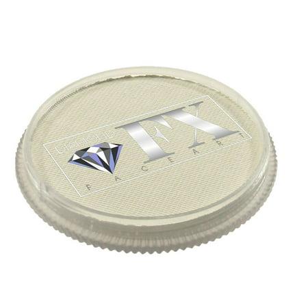 Diamond FX Essential Face Paint - White (30 gm) ()
