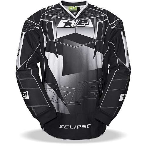 2014 Planet Eclipse Distortion Code Jersey for Paintball - Pure - 3XL