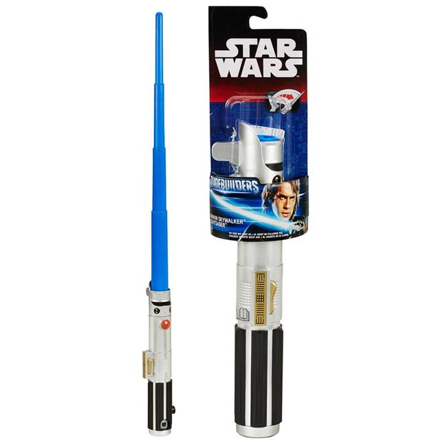 Hasbro HSBB2912 Star Wars Episode 7 The Force Awakens Extendable Lightsabers Assortment... by Hasbro