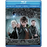 Fantastic Beasts: The Crimes of Grindelwald 3D Blu-ray