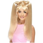 Spice Girl Wig Adult Costume Accessory Baby Spice