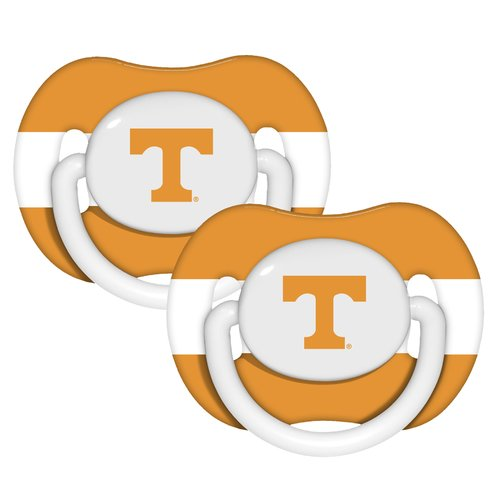 Baby Fanatic NCAA 2 Pack Baby Pacifiers (Set of 2)