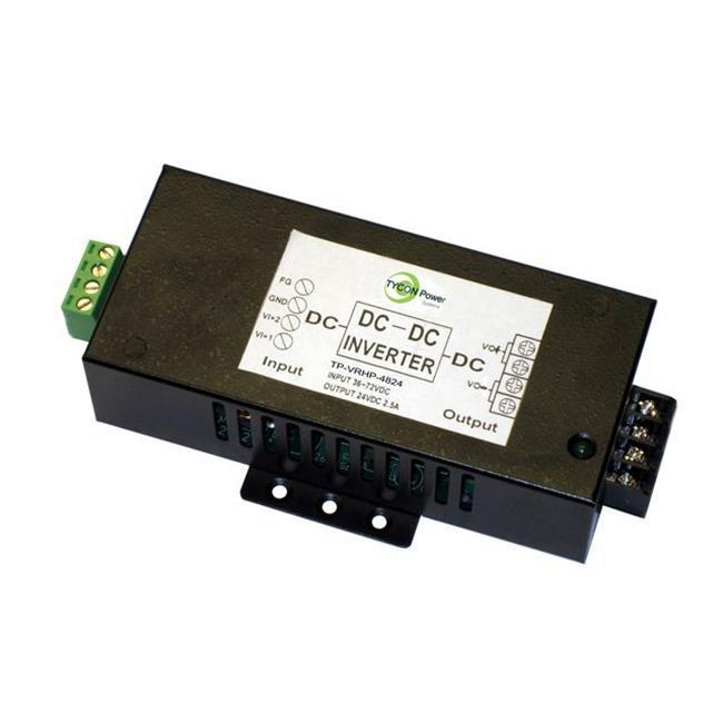 Tycon Systems TP-VRHP-4824 DC Voltage Converter - 36-72V ...