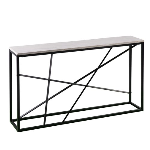 Wrought Studio Reaves Skinny Console Table