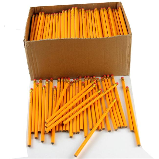 576 #2 Pencils Case Of 576