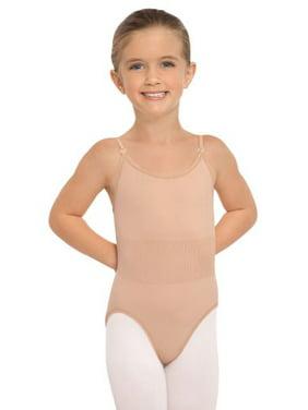 Euroskins 95706c Child Seamless Leotard (Skin Tone, Medium)