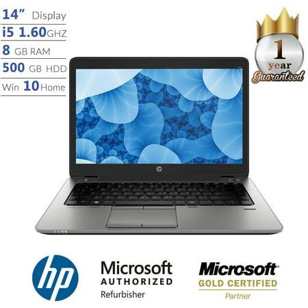 """HP ProBook 840 G1, Intel Core i5, 8GB, 500GB HD, 14"""" Full HD, Win 10 Laptop"""