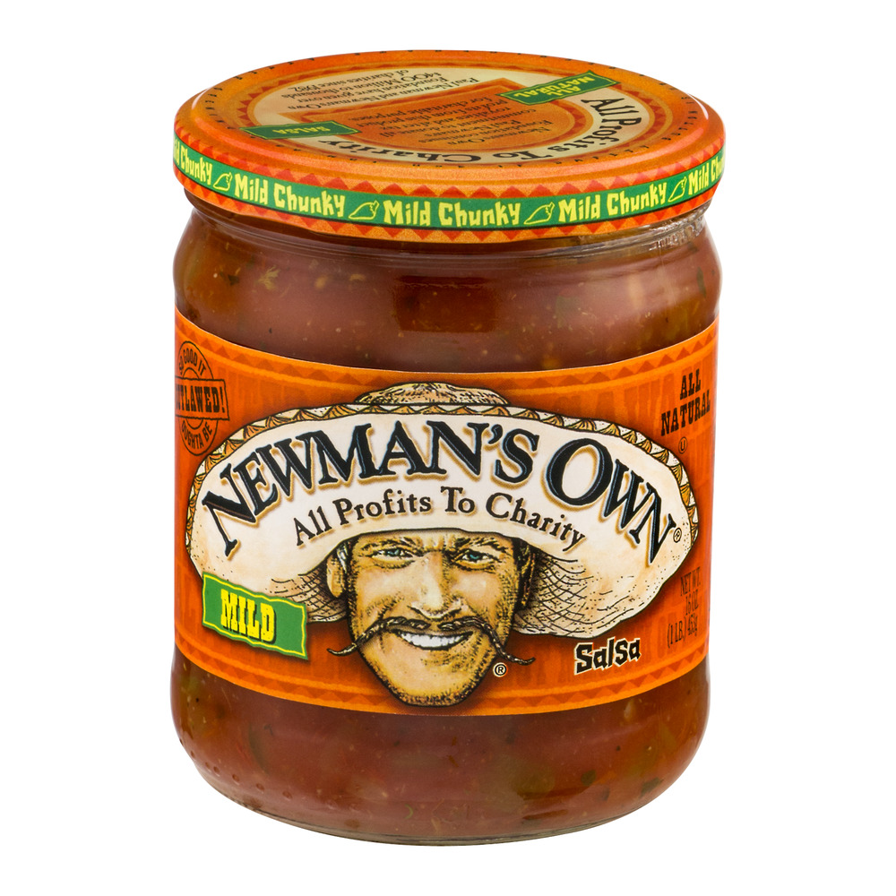 Newman's Own Mild Salsa, 16.0 OZ by Newman's Own, Inc.