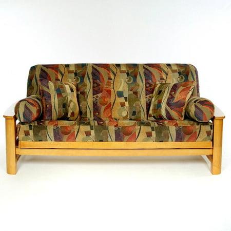 Lifestyle Covers Bam Box Cushion Futon Slipcover