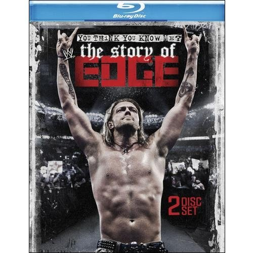 WWE: You Think You Know The Story Of Edge (Blu-ray) by WWE HOME ENTERTAINMENT