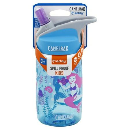 Camelbak, Camelbak Eddy 12 oz Magical Mermaids Kids Bottle, 1 bottle 12 Oz Long Neck Bottle