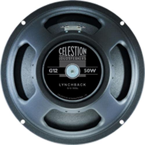 "Celestion G12-50GL Lynchback 12"" 8 Ohm Guitar Speaker 50W"