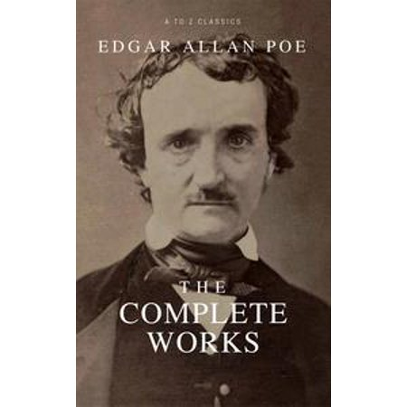 Edgar Allan Poe: Complete Tales and Poems: The Black Cat, The Fall of the House of Usher, The Raven, The Masque of the Red Death... - eBook (Edgar Allan Poe Halloween Poems)