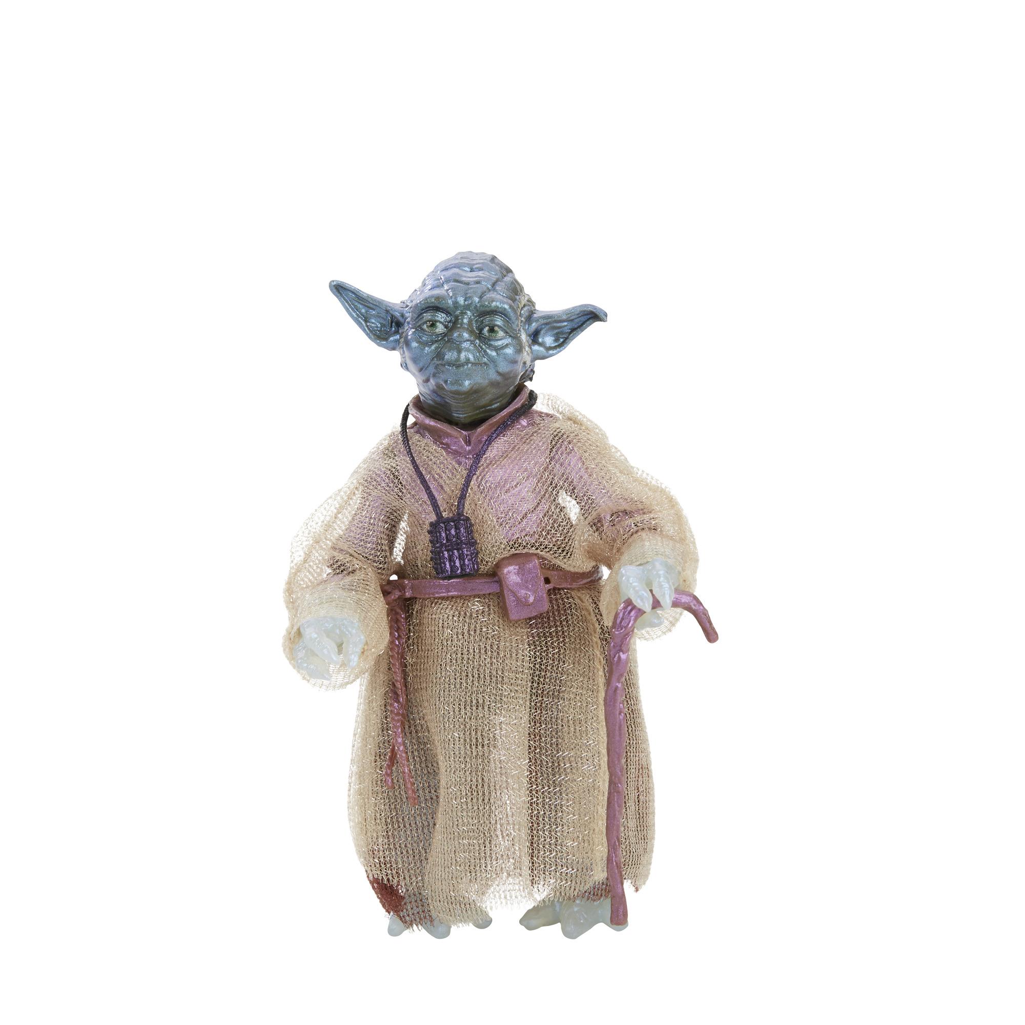 "Star Wars SAGA Series Jedi Master 2.0/"" Yoda hasbro figure collect toy kid gift"