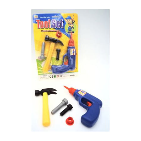 Toy Plastic Tool Set](Plastic Toy)