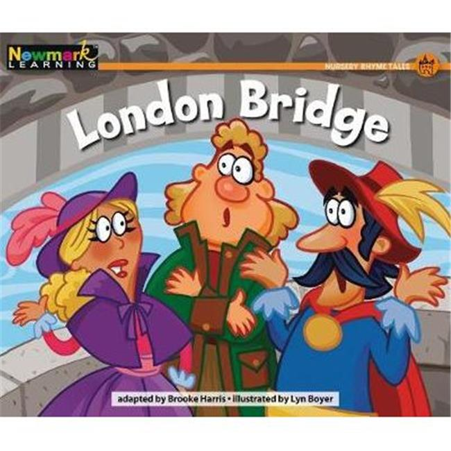 Newmark Learning NL0560 Nursery Rhyme Tales Set 2 - London Bridge - image 1 of 1