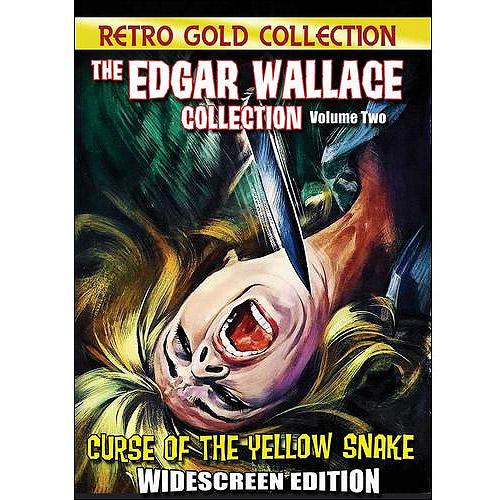 Edgar Wallace Collection, Vol. 2: Curse Of The Yellow Snake / The Phantom Of Soho