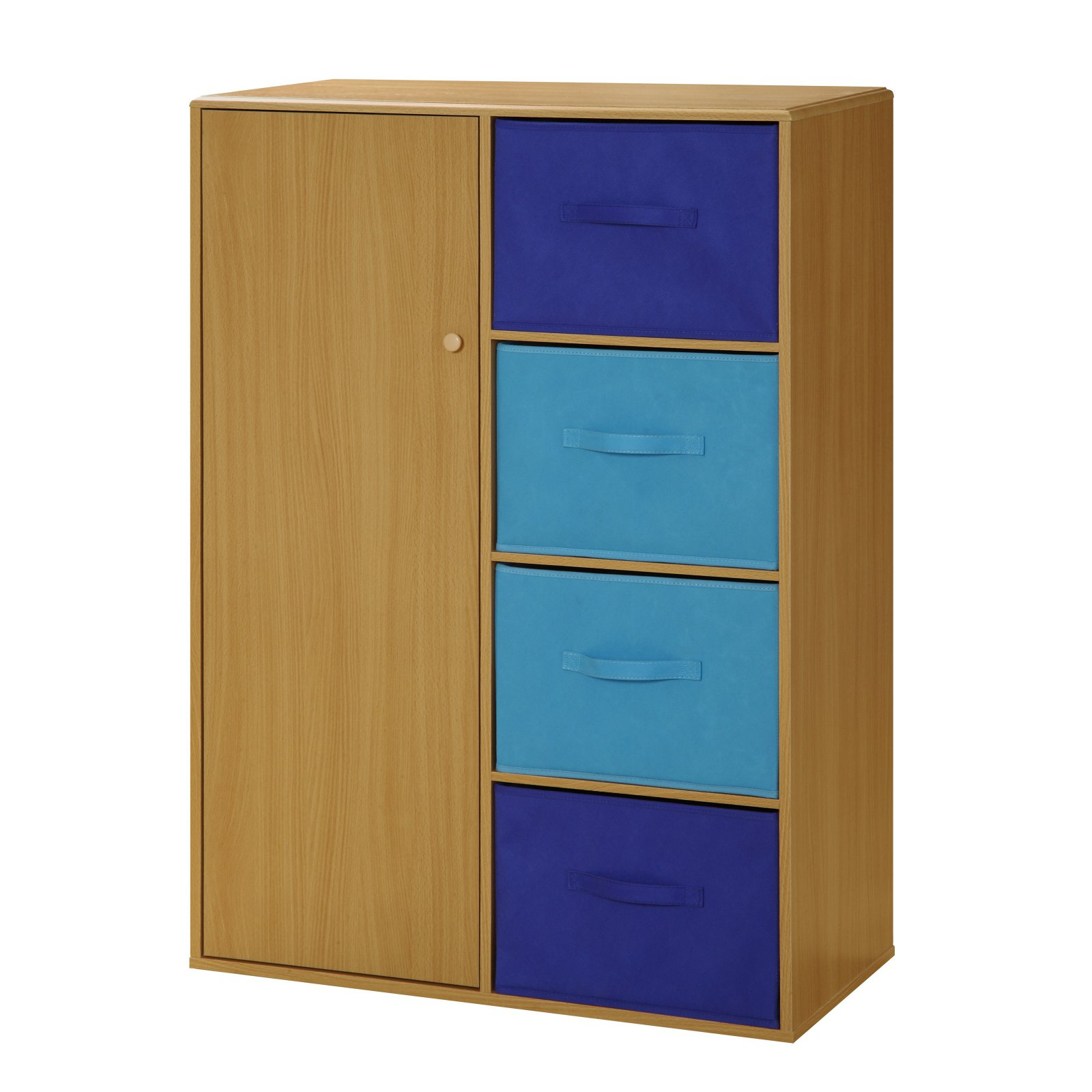 4D Concepts Boys 4 Drawer Armoire - Beech