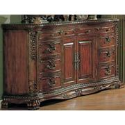 8-Dovetailed Drawers Dresser